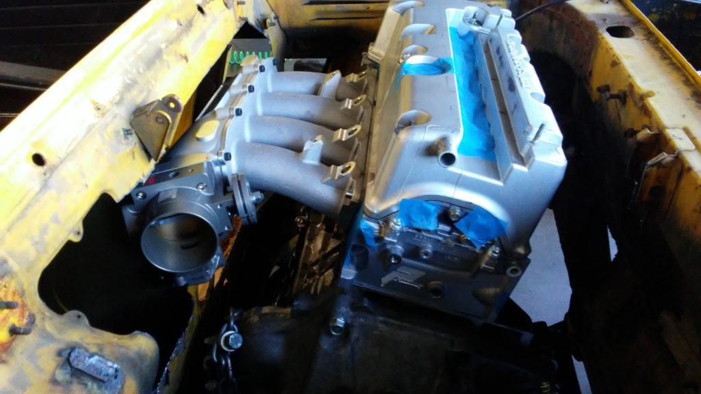 engine fit